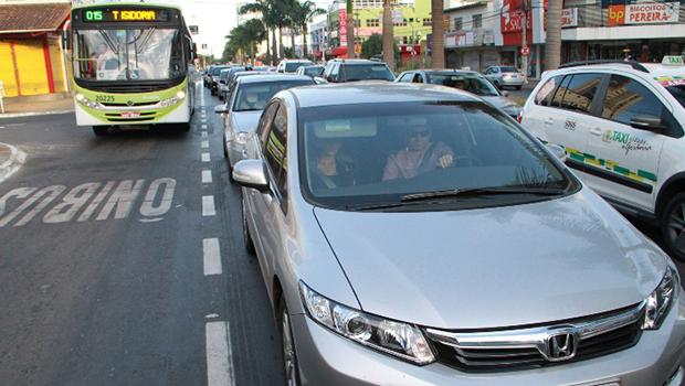 Governo federal aprova projetos para corredores de ônibus em Goiânia