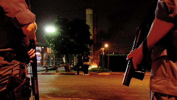 Em Goiânia foram registrados 80 homicídios em junho, recorde que reflete clima de insegurança na cidade | Foto: Divulgação/PM-GO