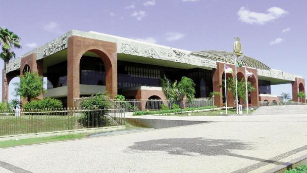 Palácio Araguaia, sede do governo estadual: o lugar cobiçado pelos candidatos na corrida sucessória que já começou Foto: Valmir Grein