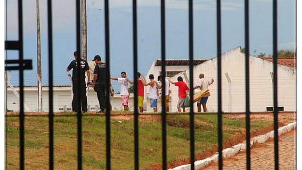 Gastos máximos com detentos do novo complexo prisional de Aparecida de Goiânia serão de R$ 5,424 milhões mensais