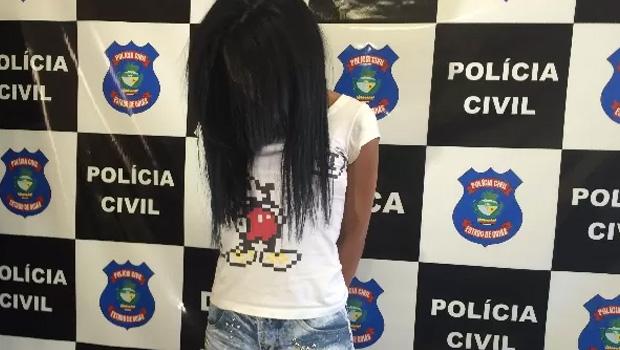 Mulher que divulgou foto de menor nua é presa em Aparecida de Goiânia