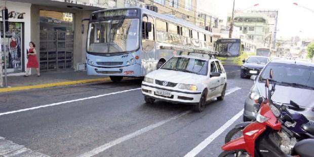 Transporte público foi objeto de reunião entre prefeito e presidente do TJ