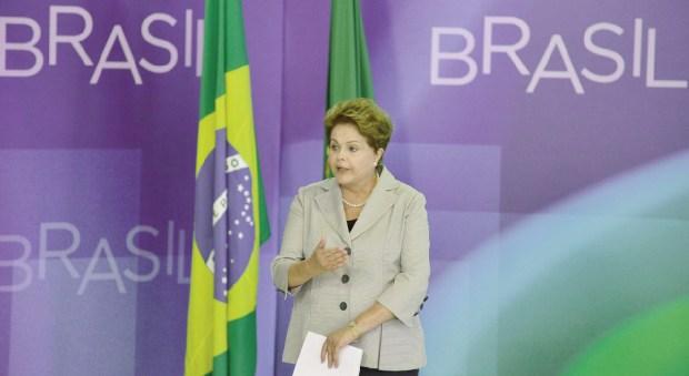 Dilma Rousseff (PT): programa do crack já gastou R$ 1,5 bilhão dos R$ 4 bilhões que promete desperdiçar com viciados | Fabio Rodrigues Pozzebom /Agência Brasil