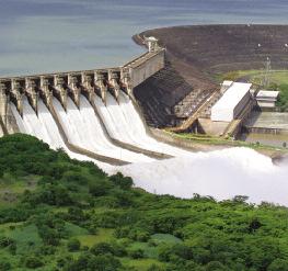 Usina hidrelétricas: conflito irrigação versus hidroeletricidade