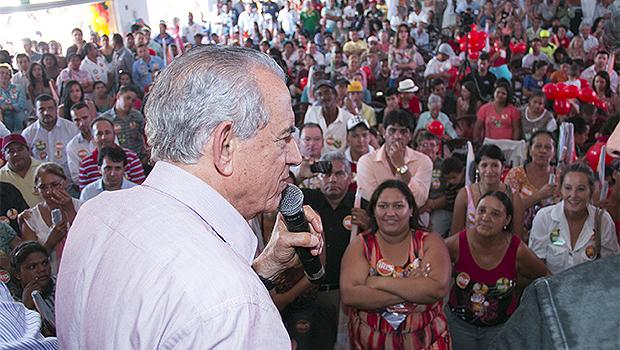 """Para Iris, atual governo está """"barrando"""" o progresso de Goiás"""
