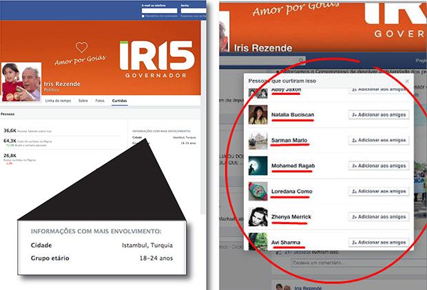 Marconi aciona Iris e Vanderlan por suposta irregularidade nas redes sociais