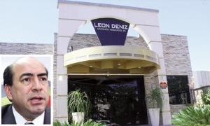 Advogado do PMDB, Leon Deniz: sem posicionamento