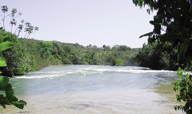 Apesar da forte estiagem, rios goianos não correm risco de secar