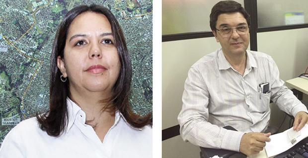 """Lúcia Helena Santos: """"Colapso hídrico não ocorre de uma hora para outra"""" José Vicente Granato: """"Em caso de emergência é feito reforço com poços tubulares"""""""