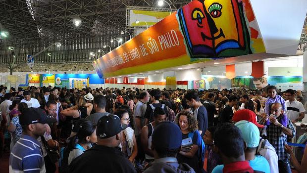 Autores goianos participam da 23º Bienal Internacional do Livro de São Paulo