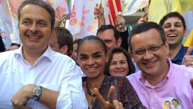 Vice representará PSB nos estados em que Marina não concordar com alianças