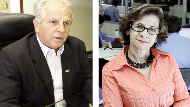 Presidentes da Acieg e da Fieg avaliam propostas dos governadoriáveis Antônio Gomide e Marconi Perillo