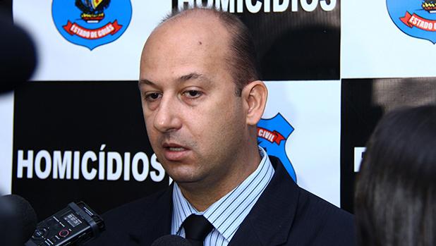 """""""Fomos surpreendidos com um modelo de crime para o qual não estávamos preparados"""", diz delegado Murilo Polati"""