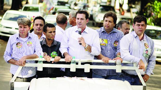 """""""Queremos para Goiás  o que Eduardo Campos  queria para o Brasil"""""""