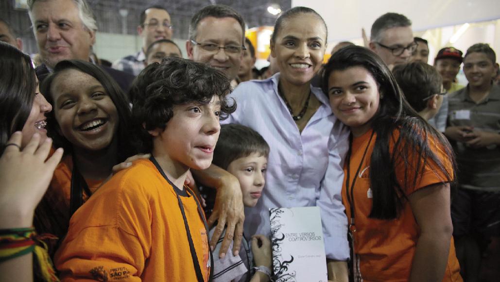 Antídoto de Lula, Marina carrega o PT dentro de si