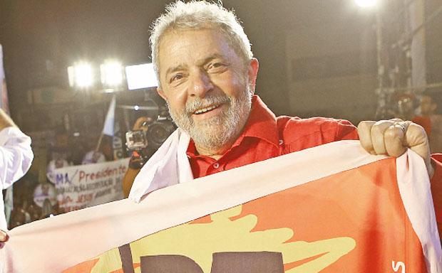 O projeto de poder petista vai muito além de 2014. Inclui também a eleição e reeleição de Lula a partir de 2018 l Foto: Ricardo Stuckert / Instituto lula