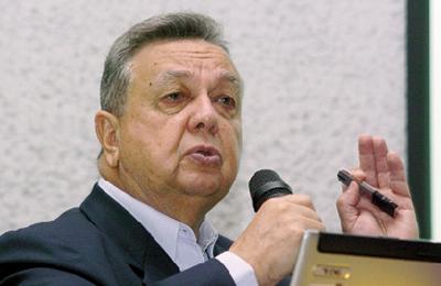 Em encontro de empresários, apenas Robson Andrade enalteceu Dilma / Foto: Wilson Dias/ABr