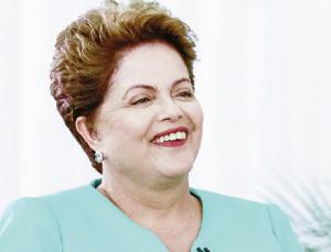 Dilma Rousseff: o tinhoso parece rondar as mais altas esferas do governo da presidente petista / Foto: Ichiro Guerra/ Dilma 13