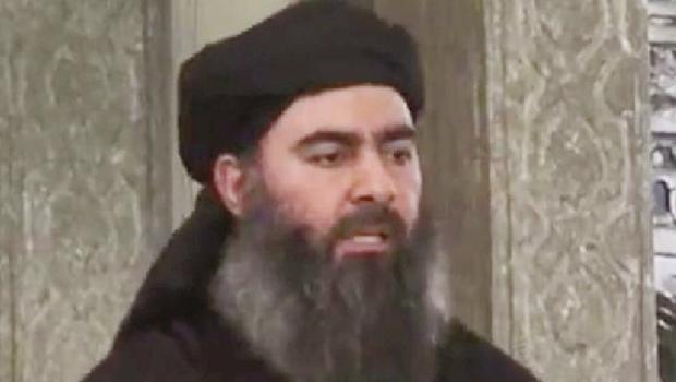 Abu Bakr al Baghdadi, líder do Estado Islâmico: com exército sanguinário, bem pago e crescente, ele segue avançando|Foto: AP Photo/Militant video, File