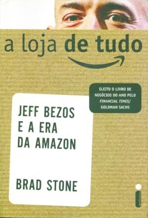 Livro mostra que Jeff Bezos, o chefão, faz investimentos que darão prejuízo mas pensando  em fidelizar o consumidor