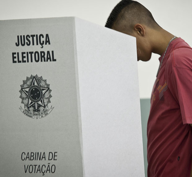 Seja desânimo ou maturidade, uma coisa é certa: a não empolgação com o processo eleitoral é benéfico para o País