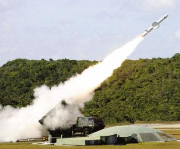 Exército desenvolveu um míssel de cruzeiro com alcance de 300 km