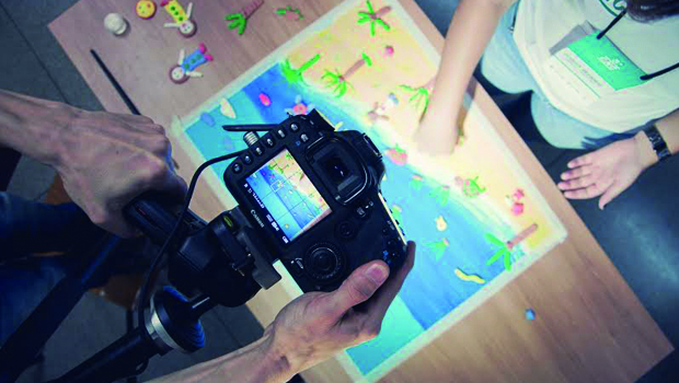 Projeto leva oficina de Stop Motion e mostra de curta-metragens para colégios de Goiânia