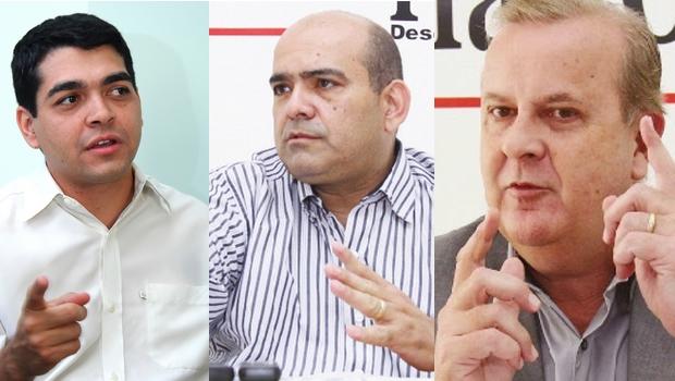 """Ceser Donisete: """"PT Goiás não tem dono e Paulo Garcia e Tayrone di Martino não vão sair do partido"""""""