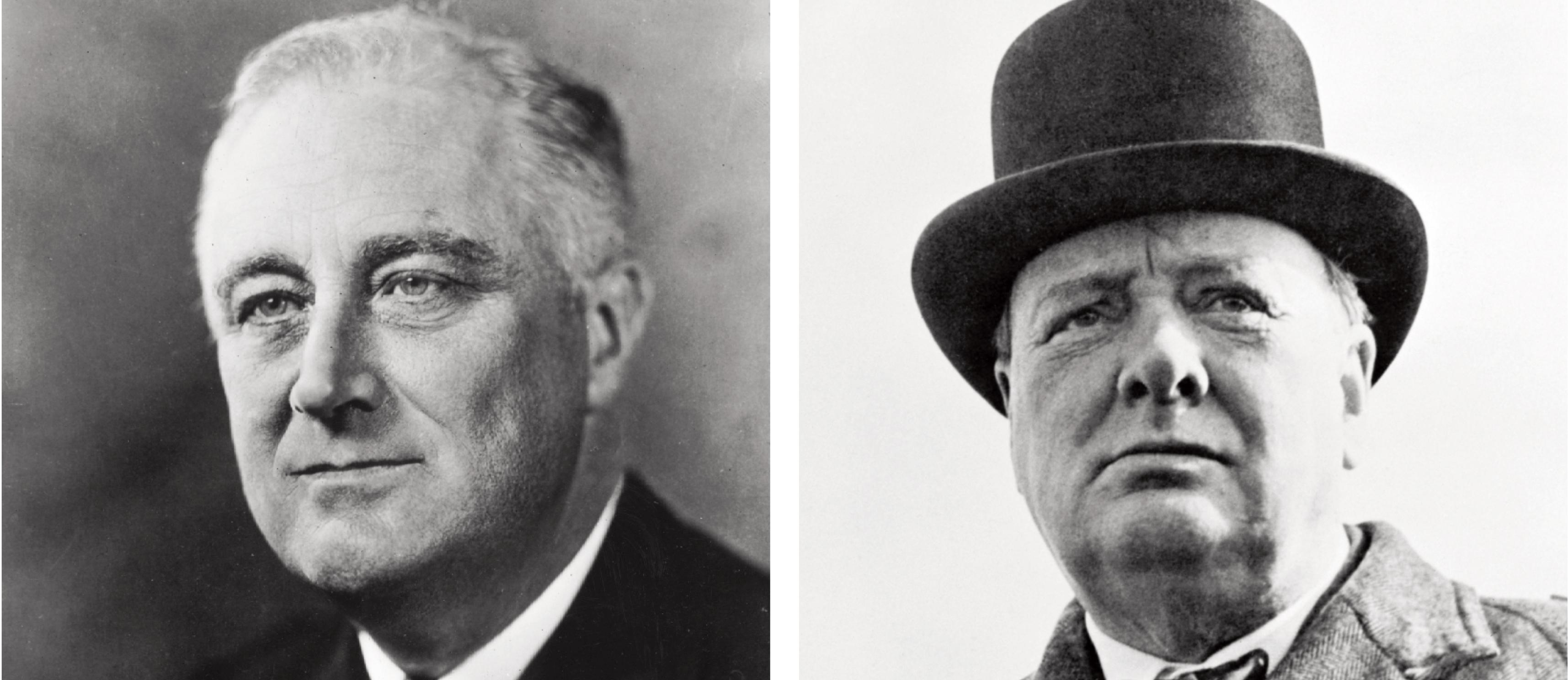 O que Roosevelt e Churchill têm a dizer ao ressentido Iris Rezende