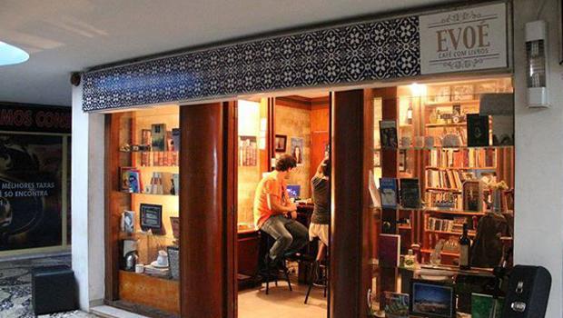 Livraria no Setor Central incentiva de forma independente a produção literária em Goiânia
