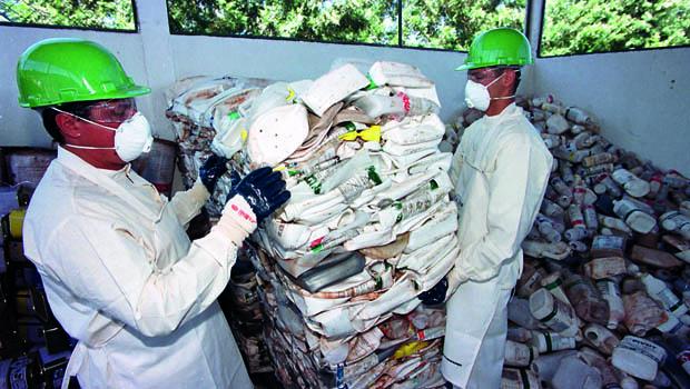 Número de embalagens de agrotóxicos descartadas corretamente tem aumento de 2% em 2014