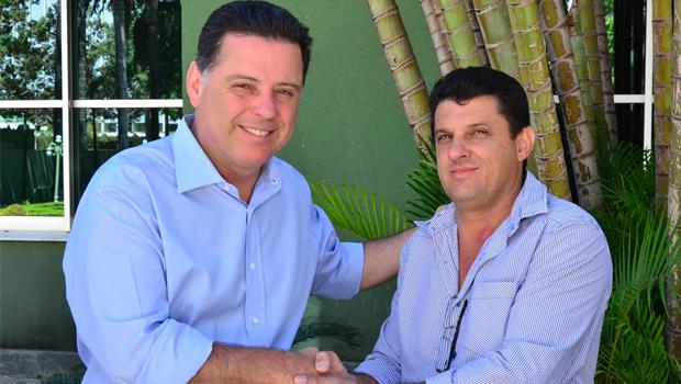 Marconi e José Eliton fisgam mais prefeitos do PMDB e do DEM para apoiar chapa governista