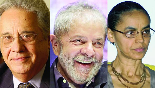 Fernando Henrique foi o presidente que priorizou a estabilidade econômica; Lula deu resposta aos anseios sociais; Marina, como eventual presidente, tem reforma político-eleitoral como missão