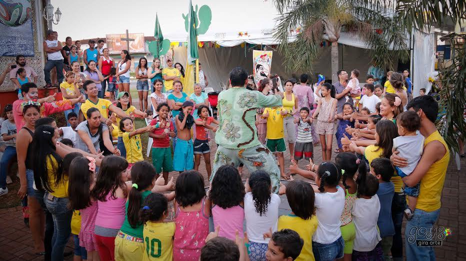Secult-GO comemora mais de 500 horas de produções culturais no Goiás Gira Arte