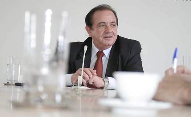 Advogado eleitoral Dalmy de Faria / Foto: Fernando Leite – Jornal Opção