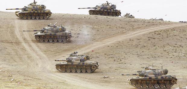 Jogo sujo da Turquia enfraquece a coalizão  e deixa o Estado Islâmico ainda mais forte