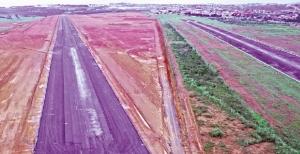 """Obras do Aeroporto Internacional de Cargas de Anápolis: produtos """"made in Goiás"""" vão agora ganhar o mundo"""