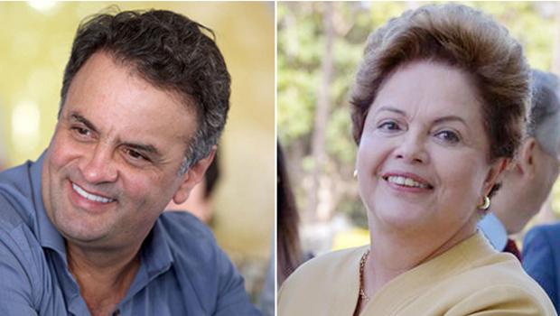 Dilma e Aécio vão disputar 493.570 votos na Região Metropolitana de Goiânia
