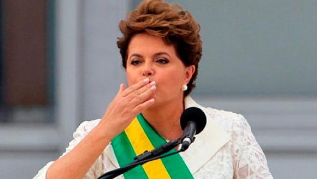 Presidente Dilma comemora aniversário de 67 anos em Porto Alegre