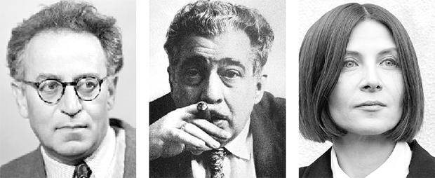 Vassili Grosman (à esquerda): o escritor russo que foi perseguido pelo stalinismo. Lezama Lima é, disparado, o maior escritor de Cuba. E era bom poeta. Já Donna Tartt, discípula de Dickens, é autora de uma prosa refinada