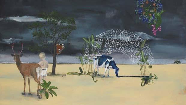 Artista francês reconhecido em vários países abre exposição em Goiânia