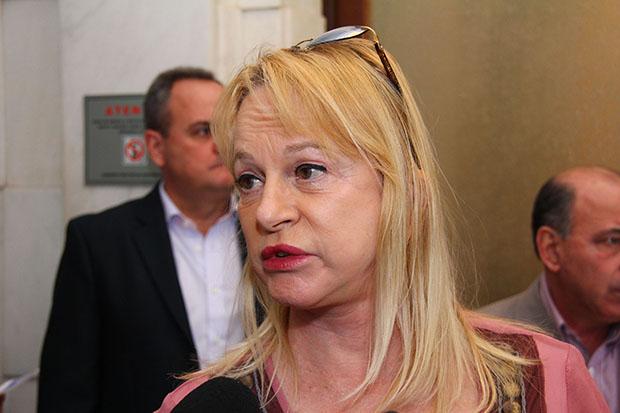Deputada federal eleita, Magda Mofatto (PR) / Foto: Fernando Leite/ Jornal Opção