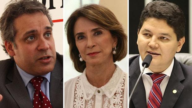Lista do possível secretariado do quarto governo de Marconi Perillo
