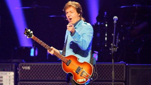 Venda de ingressos para show de Paul McCartney em Brasília começa nesta quinta