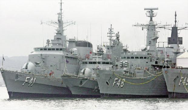 estrangeiAté 2020 Marinha do Brasil deverá inaugurar sua 2ª Esquadra que vai navegar nos mares calmos do Maranhão
