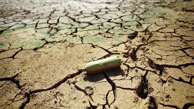 Você já pensou que pode morrer em uma guerra por água?
