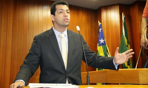 """Thiago Albernaz: """"Marconi não vai abrir mão da presidência da Câmara Municipal"""""""