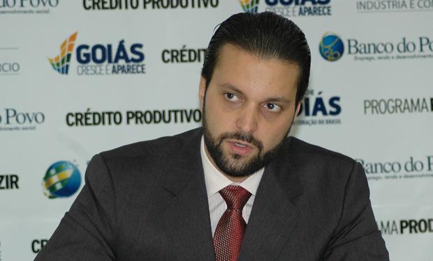"""""""Alexandre Baldy é o eixo da base do governador em Anápolis"""", diz presidente do PSDB sobre eleição de 2016"""