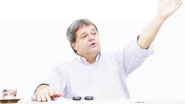 """""""O PSDB não vai abrir mão de disputar a Prefeitura de Goiânia em 2016"""""""