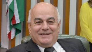 Helio de Sousa foi eleito para o quinto mandato | Y. Maeda/Assembleia Legislativa